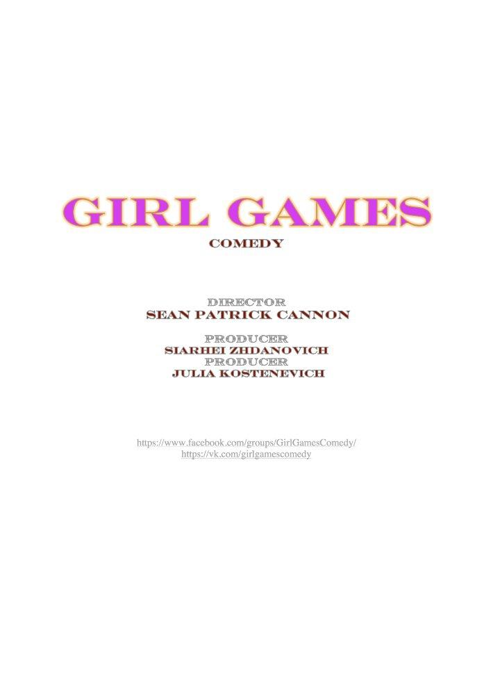 Girl Games (2017)