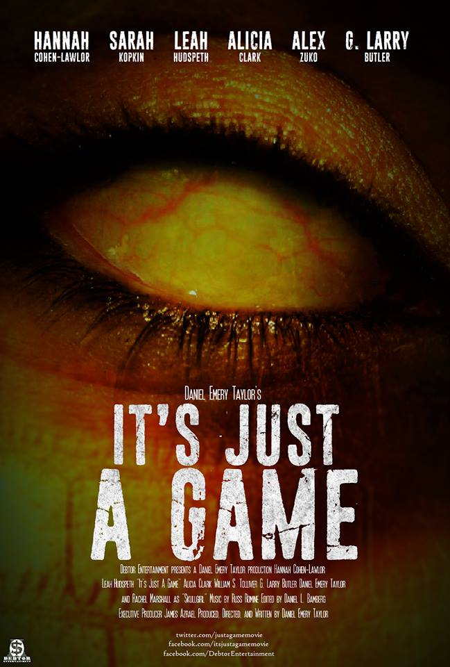 Смотреть трейлер It's Just a Game (2017)