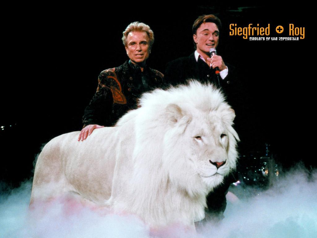 Siegfried and Roy Film (2017)