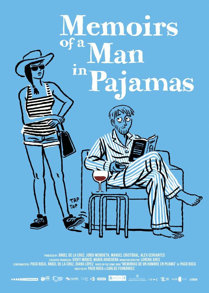 Memorias de un hombre en pijama (2017)