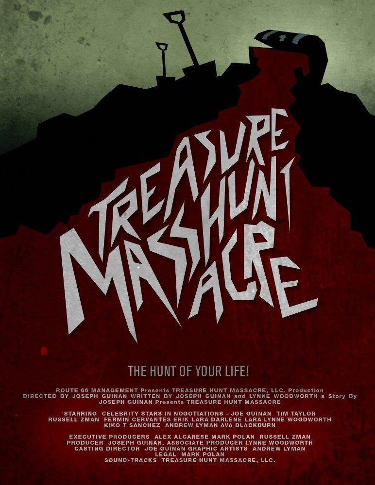 Treasure Hunt Massacre (2017)
