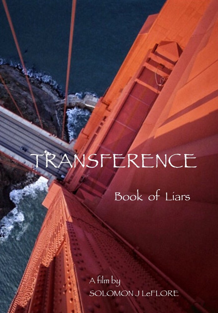 Transference: Book of Liars (2017)