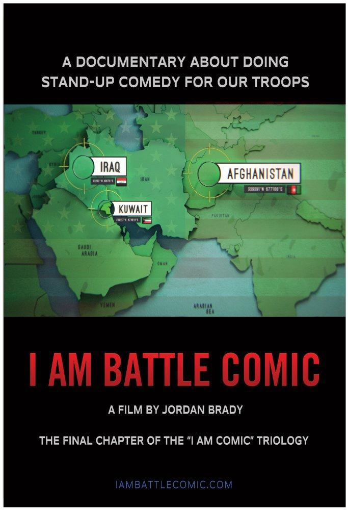 Смотреть трейлер I Am Battle Comic (2017)