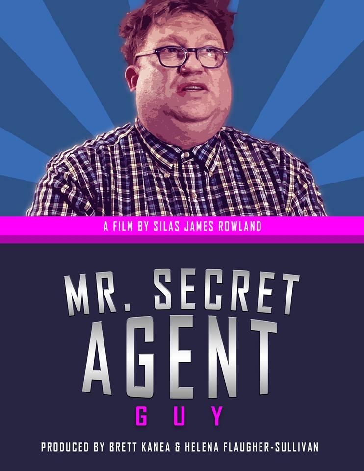 Смотреть трейлер Mr. Secret Agent Guy (2017)