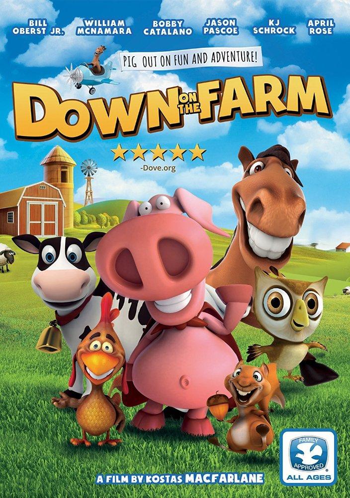 Смотреть трейлер Down on the Farm (2017)