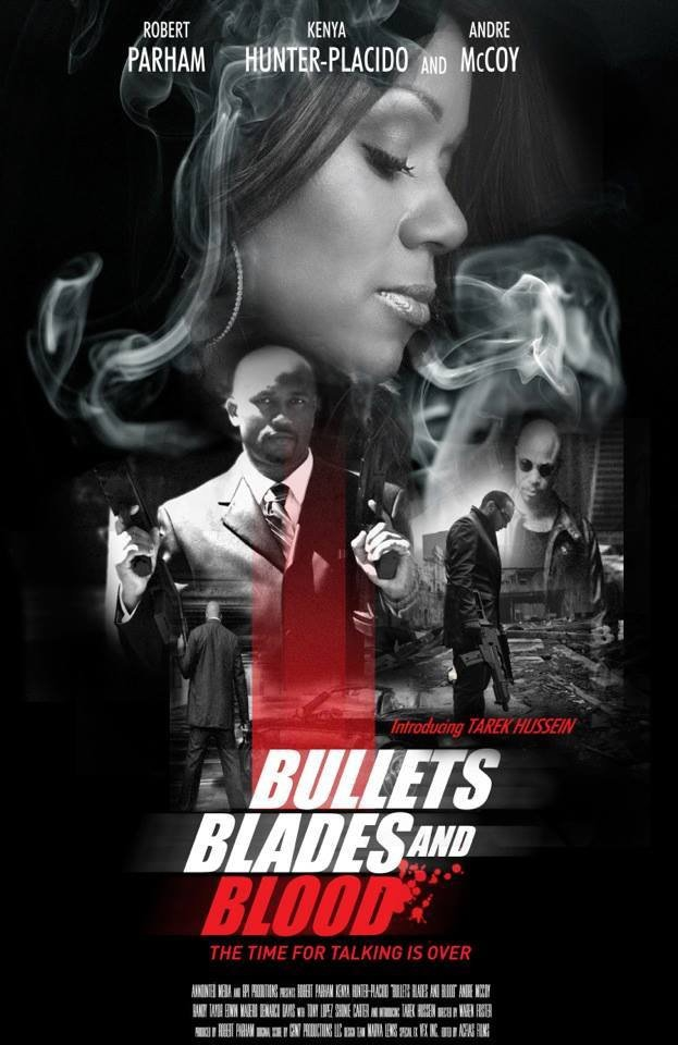 Bullets Blades and Blood (2017)