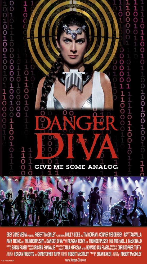 Смотреть трейлер Danger Diva (2017)