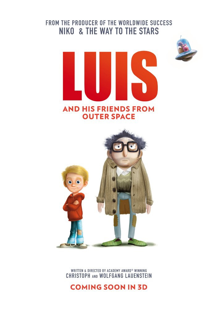 Luis and His Friends from Outer Space (2017)