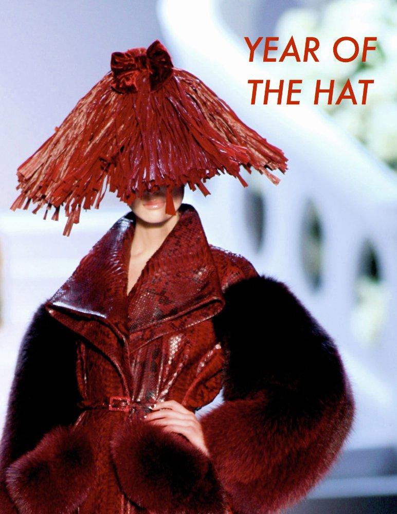 Смотреть трейлер Year of the Hat (2017)