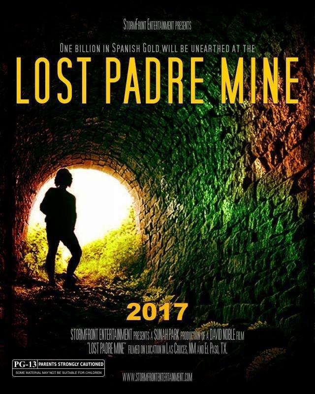 Смотреть трейлер Lost Padre Mine (2017)