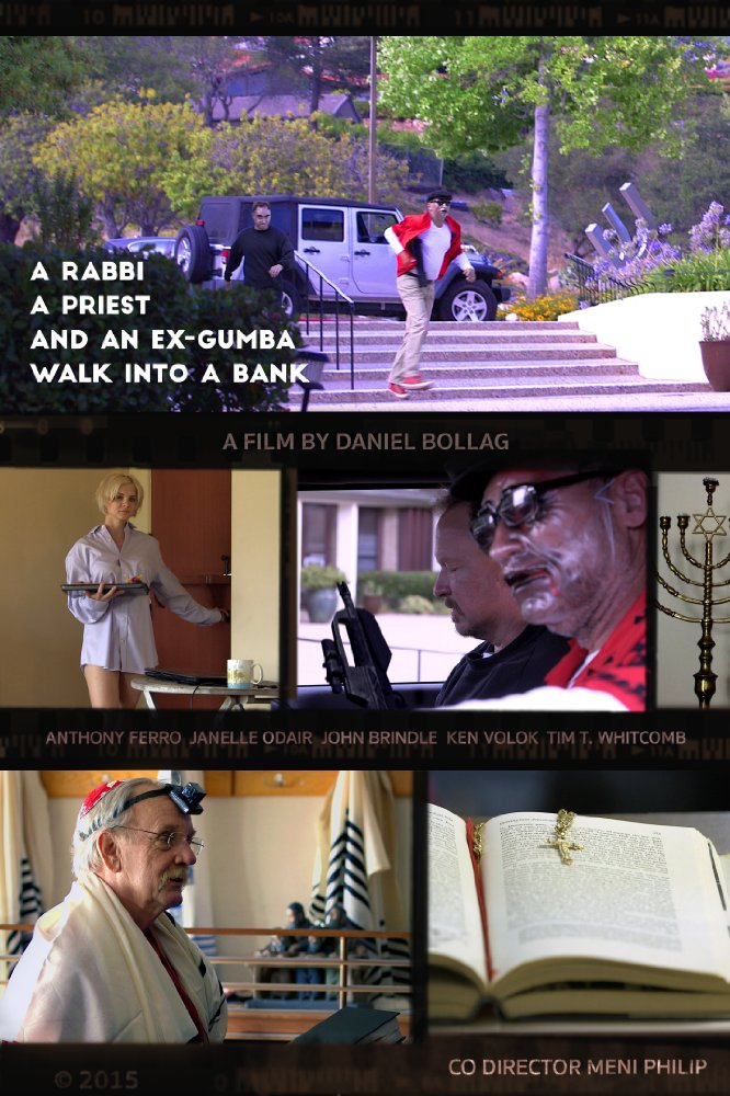 A Rabbi, a Priest and an Ex-Gumba (2017)