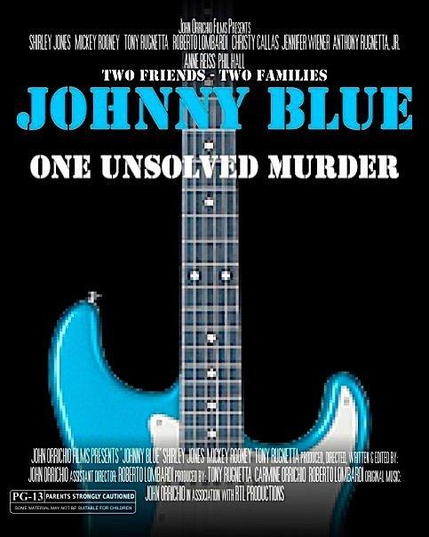 Смотреть трейлер Johnny Blue (2017)