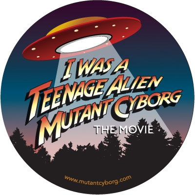Смотреть трейлер I Was a Teenage Alien Mutant Cyborg (2017)