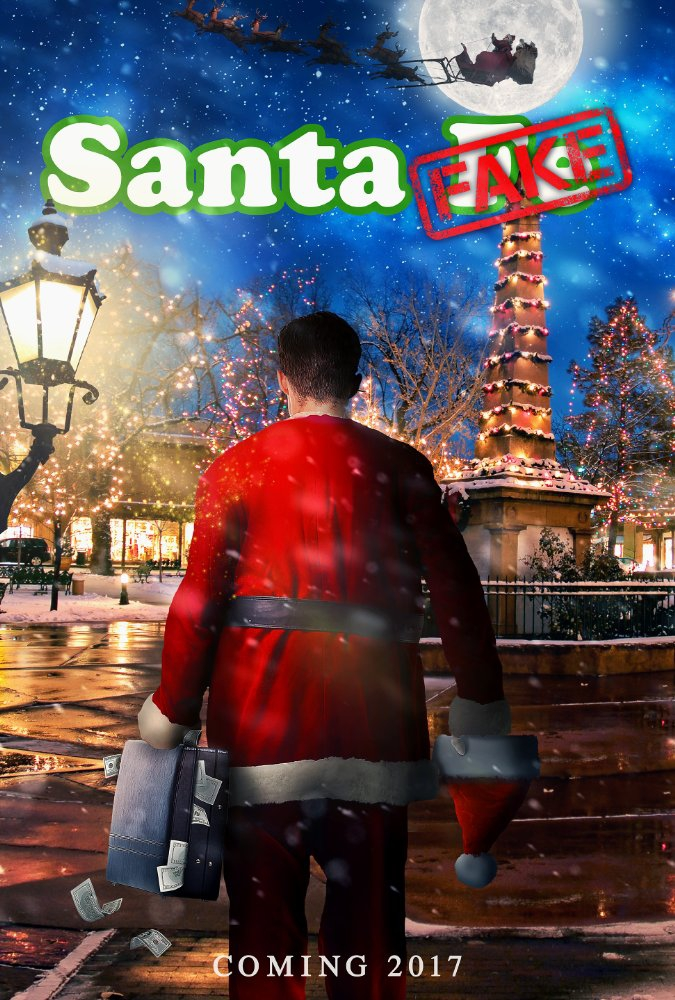 Смотреть трейлер Santa Fake (2017)