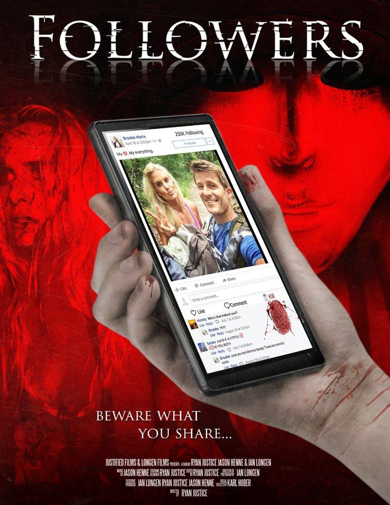 Смотреть трейлер Followers (2017)