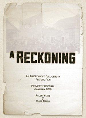 Смотреть трейлер A Reckoning (2017)