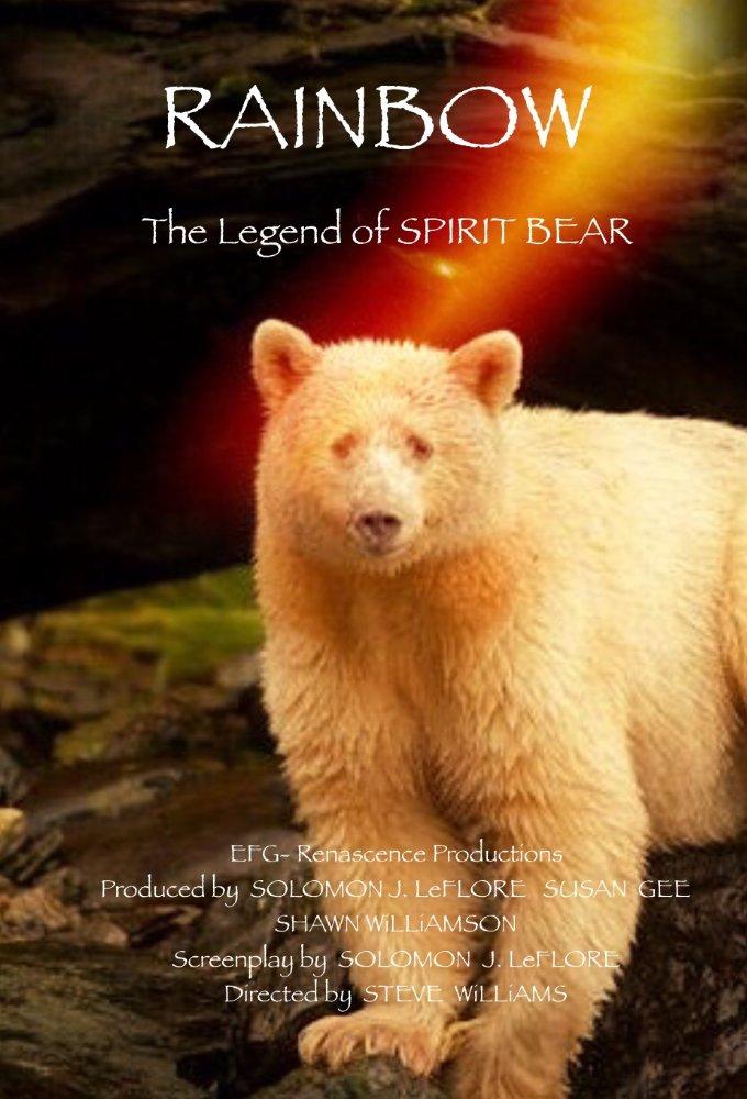Смотреть трейлер Rainbow: The Legend of Spirit Bear (2017)
