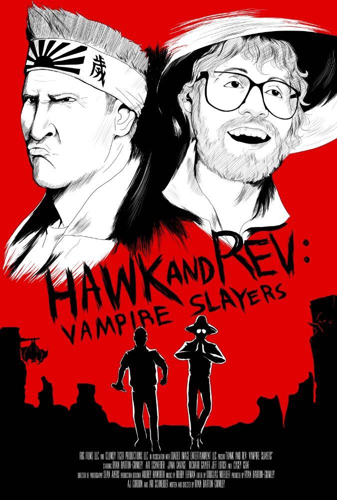Hawk and Rev: Vampire Slayers (2017)