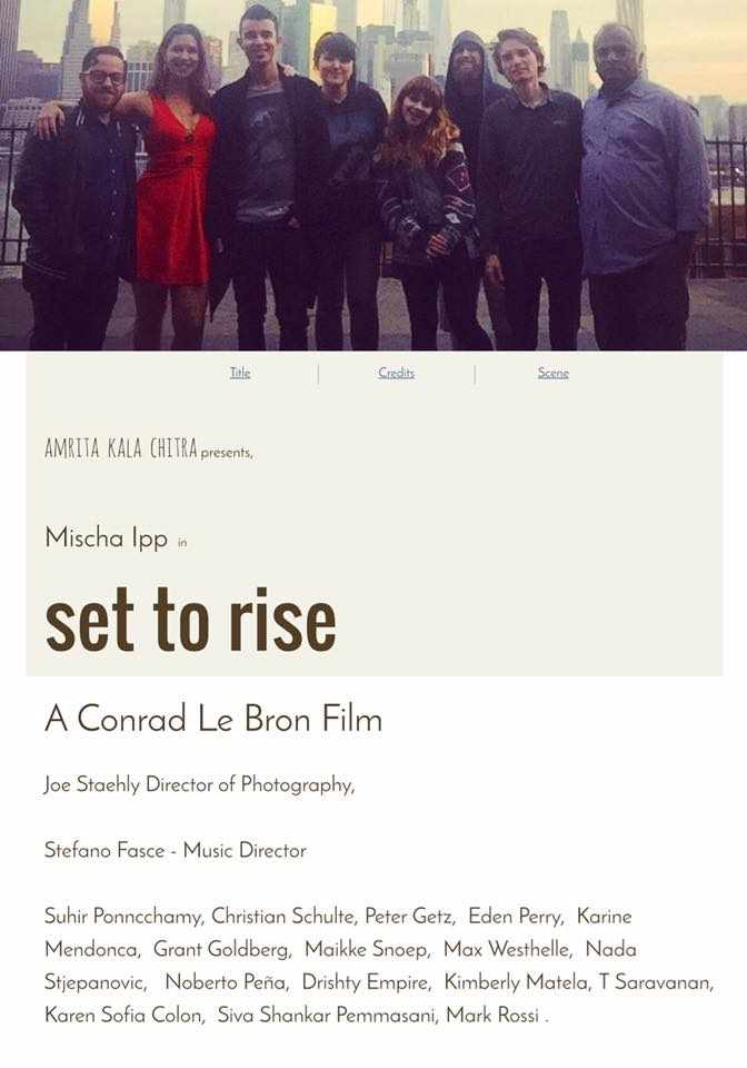 Set to Rise (2017)