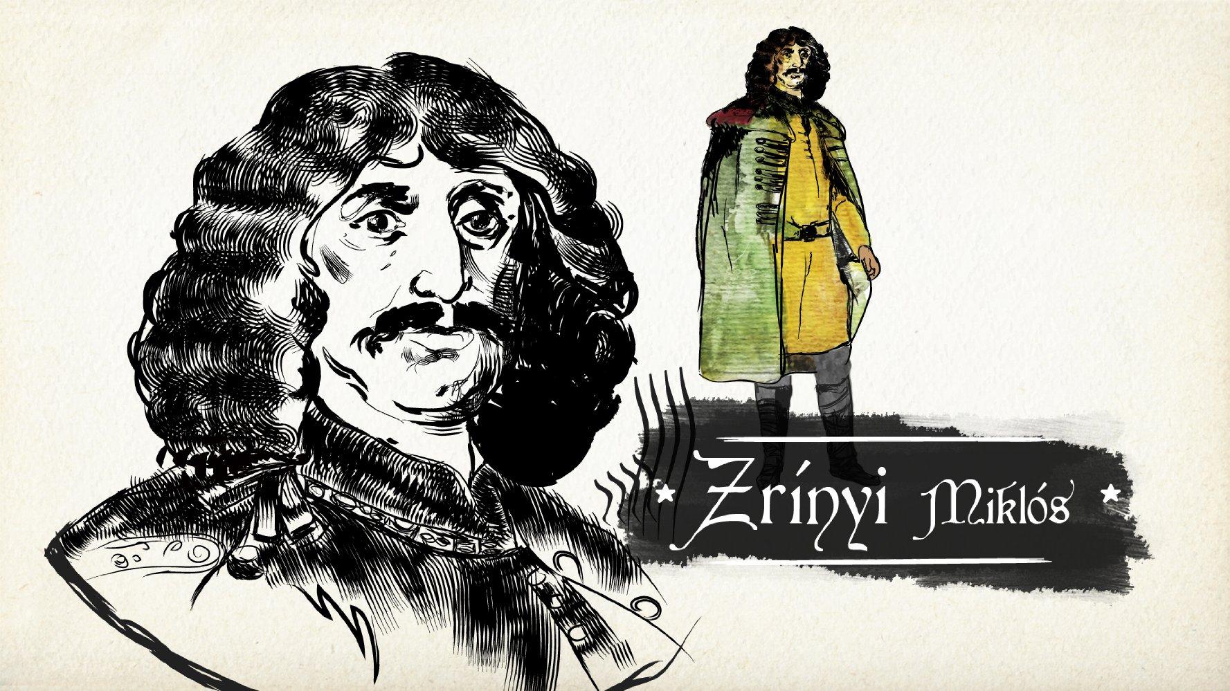 Zrínyi and the wild boar (2017)