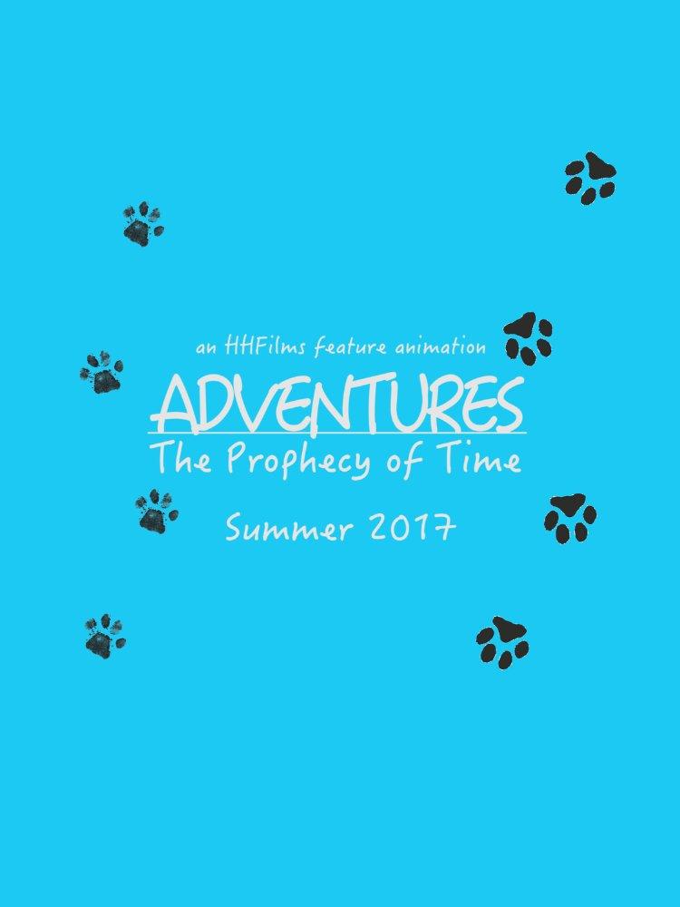 Смотреть трейлер Adventures: The Prophecy of Time (2017)