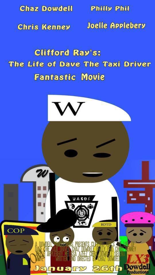 Смотреть трейлер CR: The Life of Dave the Taxi Driver Fantastic Movie (2017)