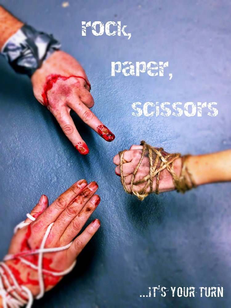 Rock, Paper, Scissors (2017)