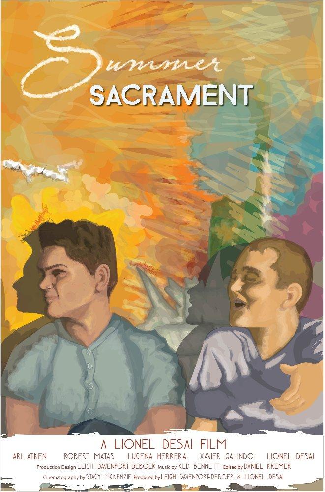 Смотреть трейлер Summer Sacrament (2017)