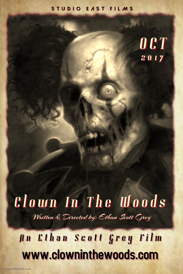 Clown in the Woods (2017)