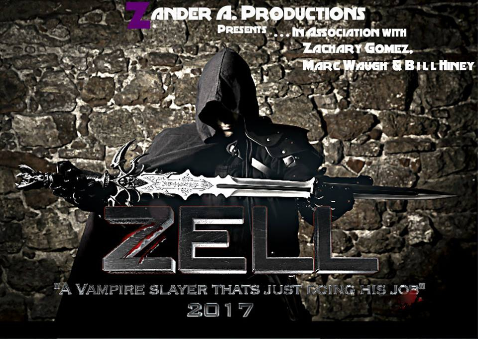 Смотреть трейлер ZELL (2017)