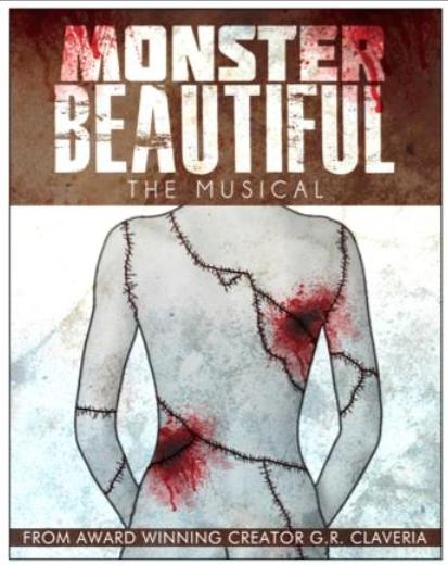 Смотреть трейлер Monster Beautiful: The Musical (2017)