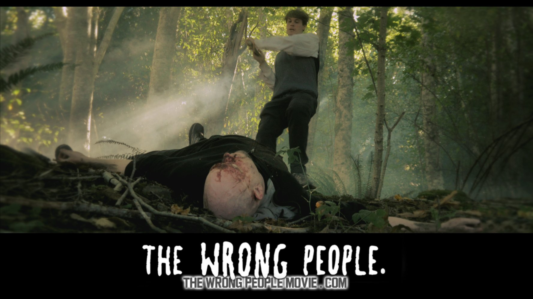 The Wrong People (2017)