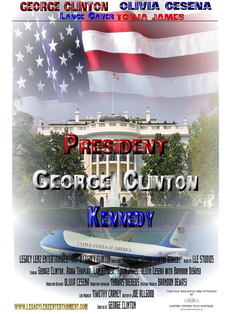 President George Clinton Kennedy (2017)