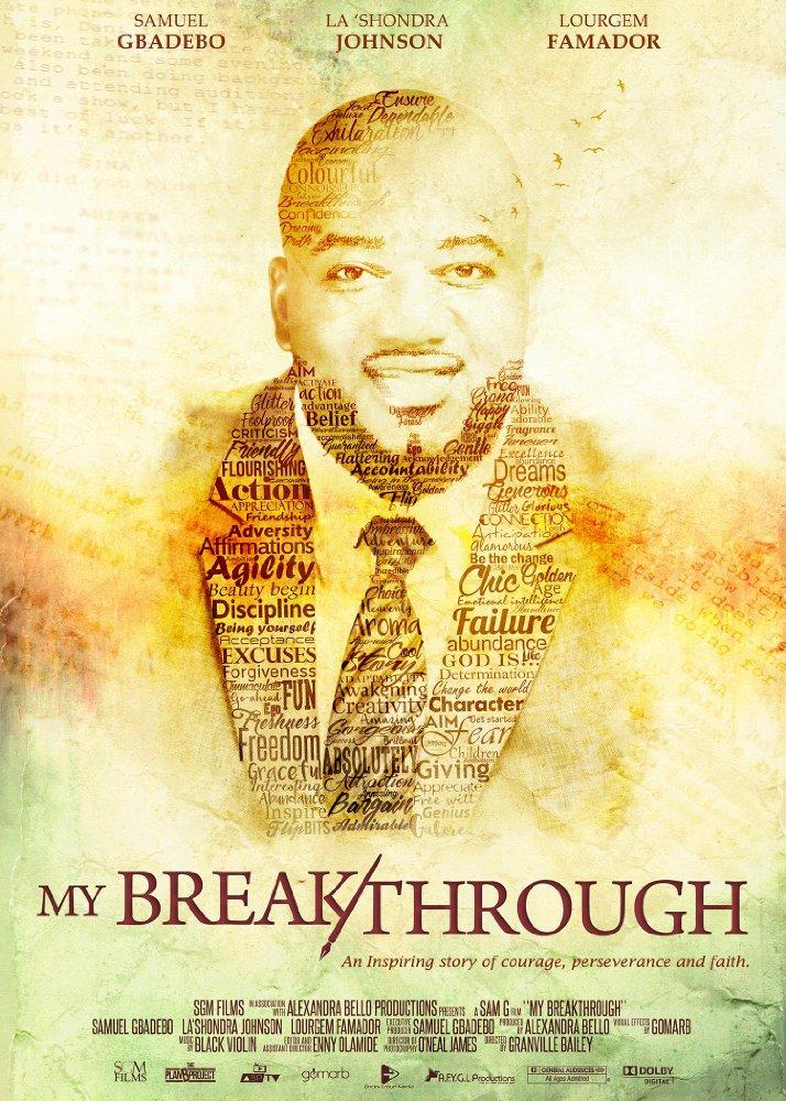 Смотреть трейлер My Breakthrough (2017)