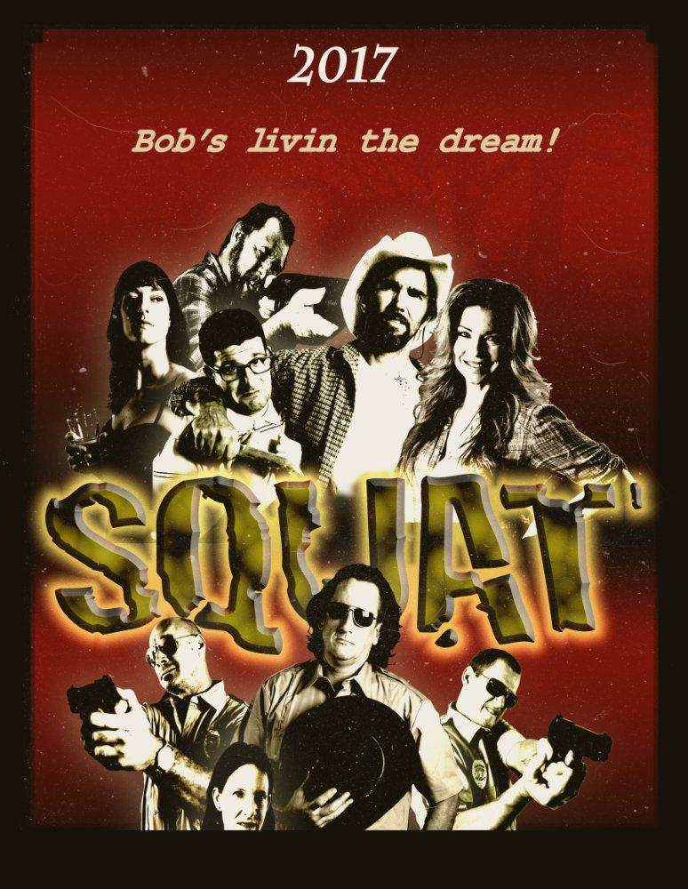Смотреть трейлер Squat (2017)