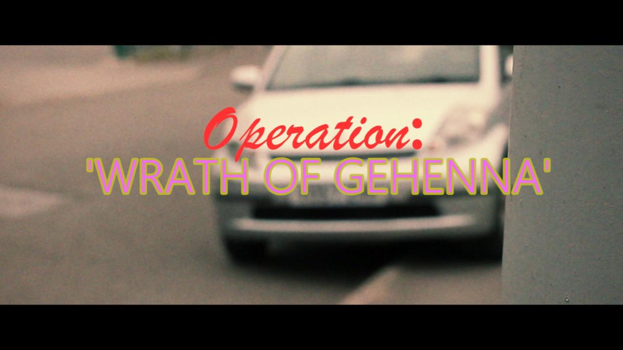 Смотреть трейлер Operation 'Wrath of Gahenna' (2017)