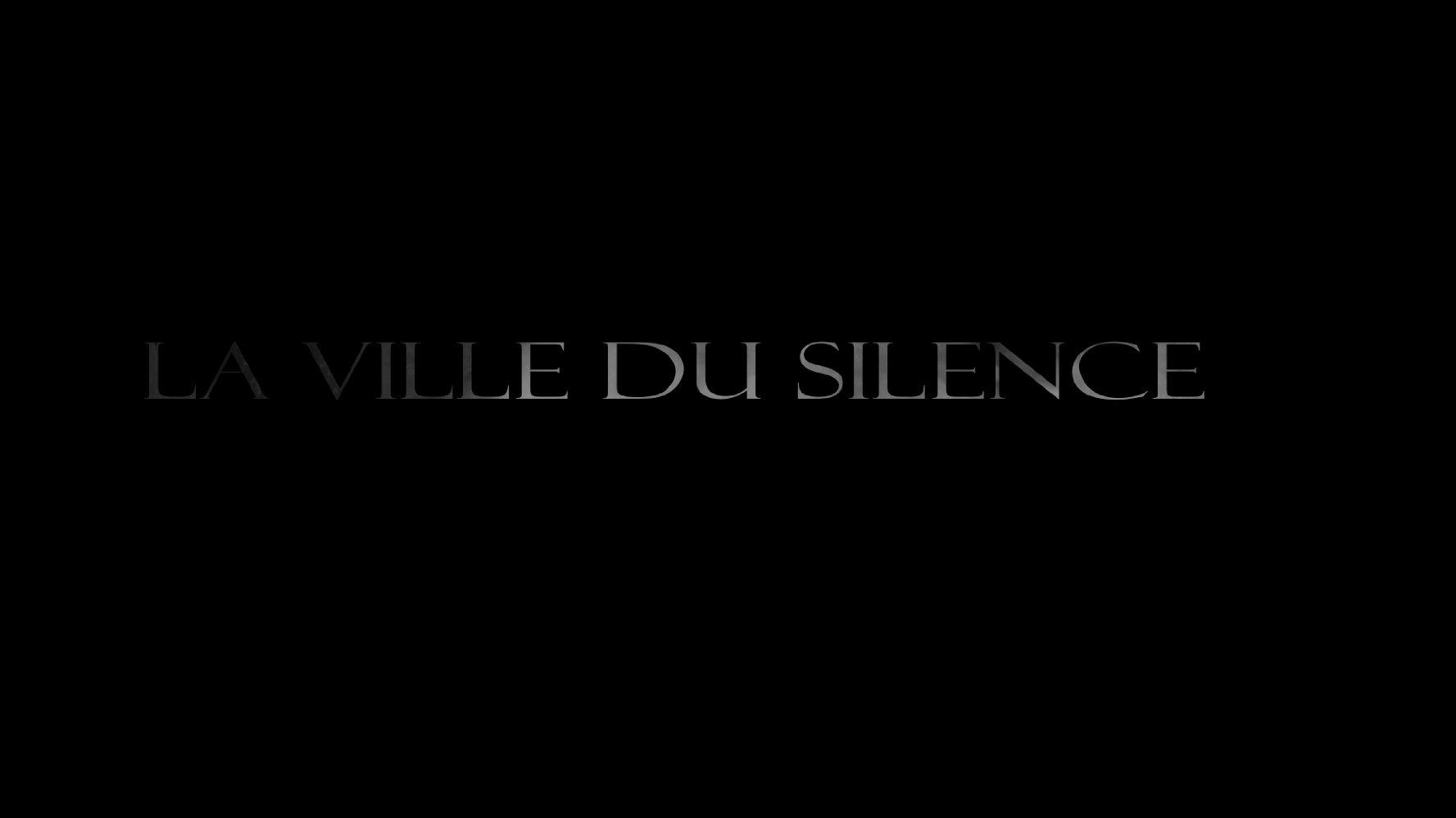 La ville du silence (2017)