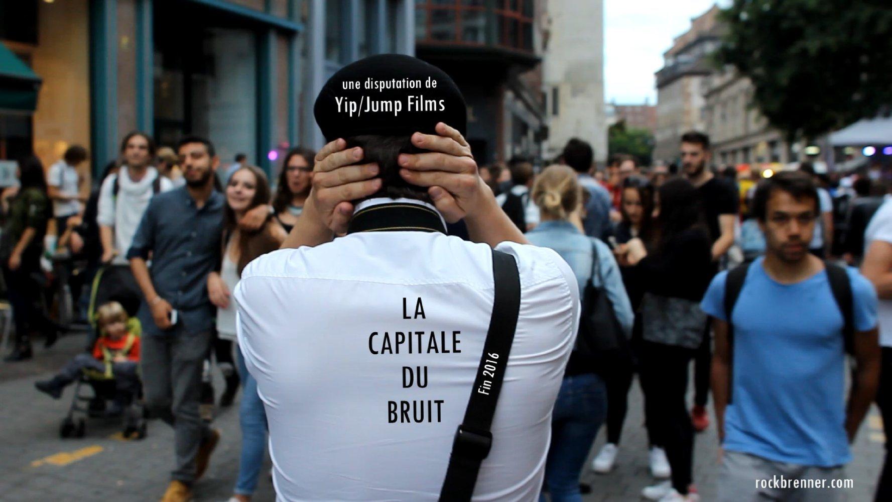 Смотреть трейлер La Capitale du Bruit (2017)
