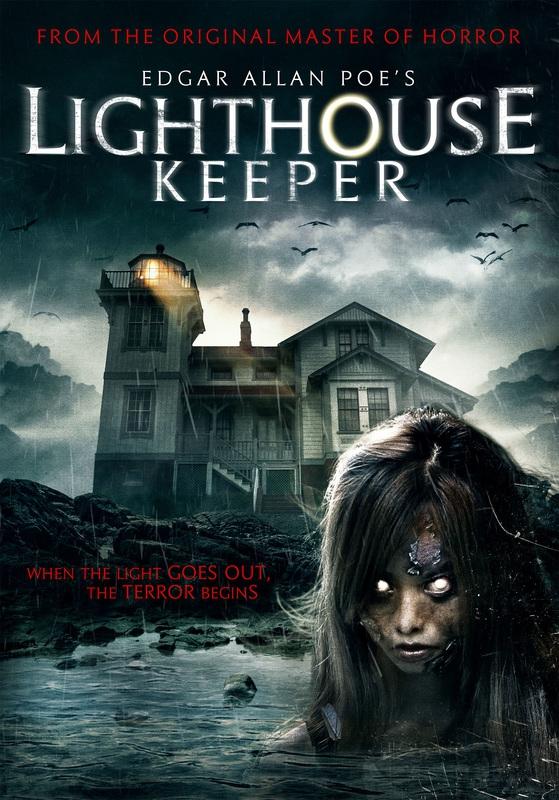 Смотреть трейлер Edgar Allan Poe's Lighthouse Keeper (2016)