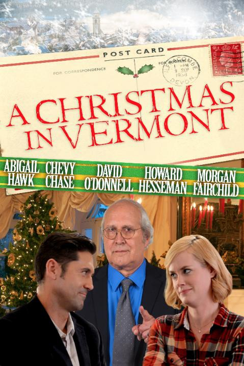 Смотреть трейлер A Christmas in Vermont (2016)