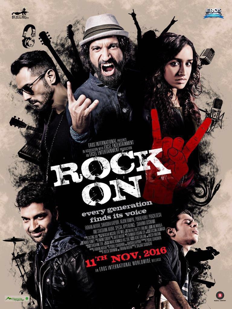 Rock On!! 2 (2016)