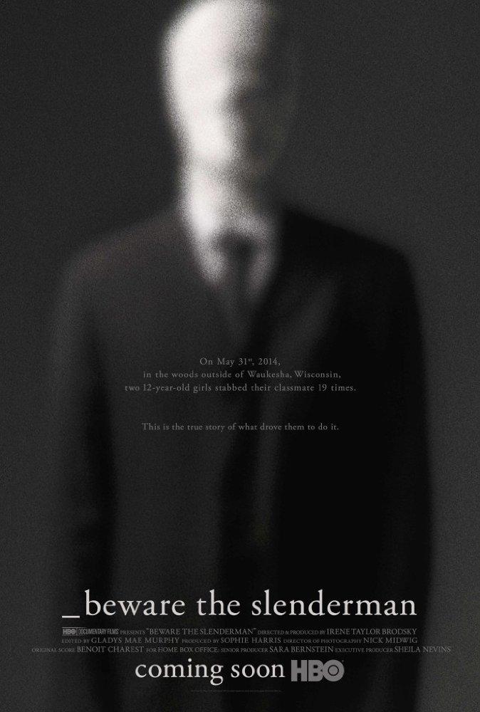Смотреть трейлер Beware The Slenderman (2016)