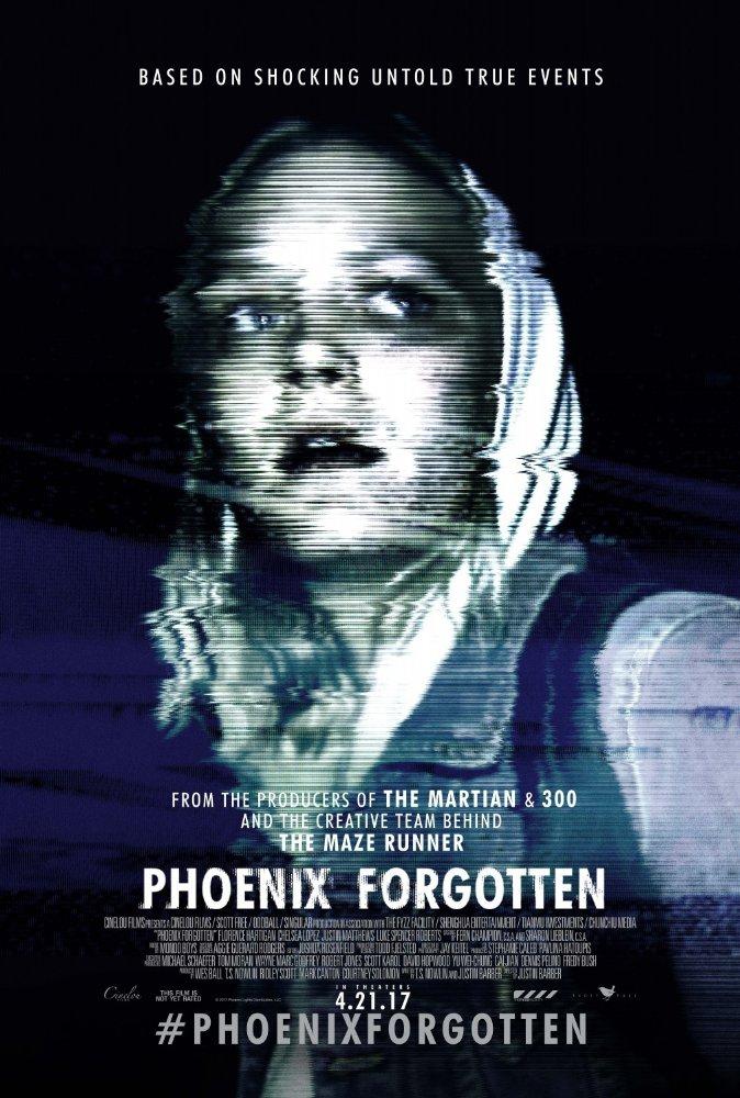 Смотреть трейлер Phoenix Forgotten (2017)