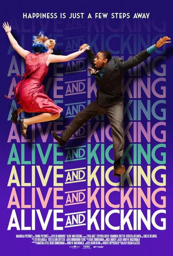Смотреть трейлер Alive and Kicking (2016)