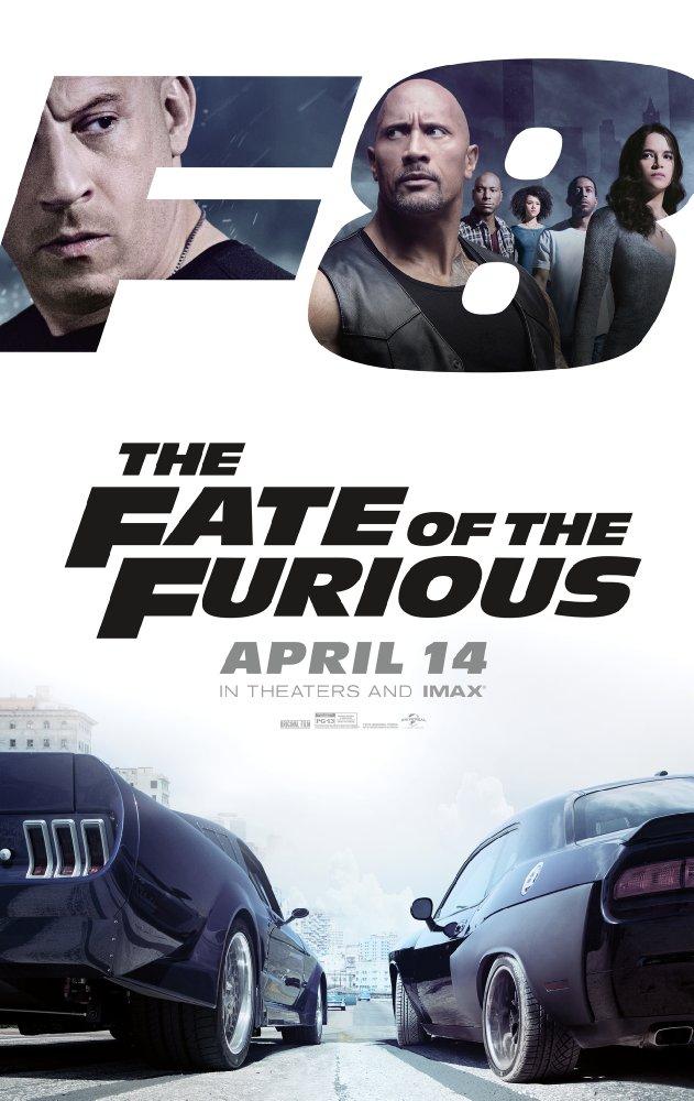 Смотреть трейлер Fast & Furious 8 (2017)