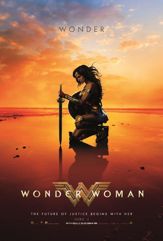 Смотреть трейлер Wonder Woman (2017)