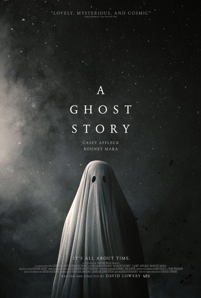 Смотреть трейлер A Ghost Story (2017)