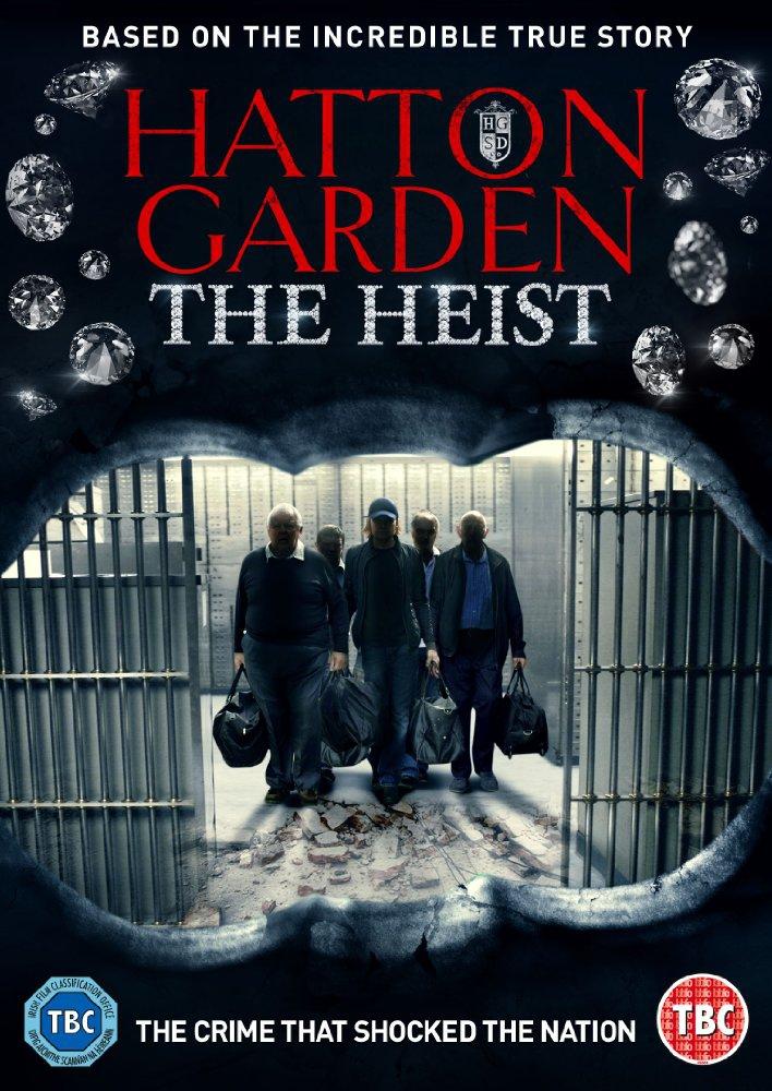 Hatton Garden the Heist (2016)