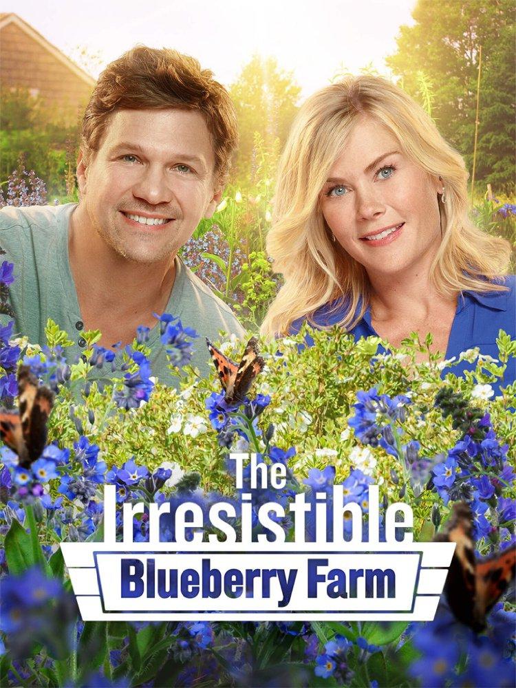 Смотреть трейлер The Irresistible Blueberry Farm (2016)