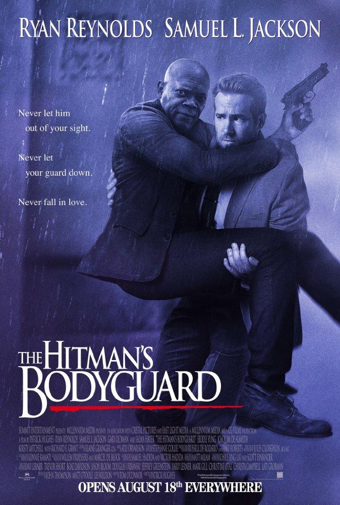 Смотреть трейлер The Hitman's Bodyguard (2017)